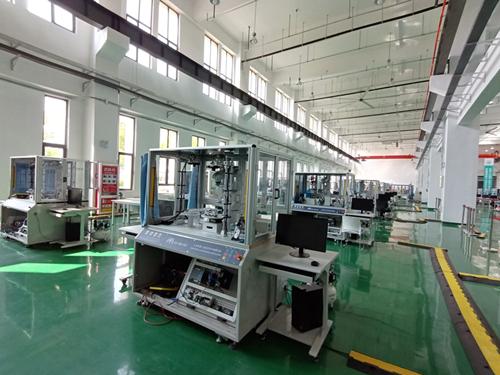 工业机器人系统集成实训区